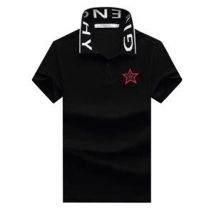 2020トレンド GIVENCHYコピー ジバンシィ 服 メンズ ポロシャツ おしゃれ 大人の着こなしハイブランドゴルフポロシャツセール-3
