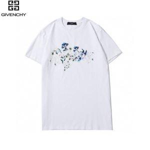 GIVENCHYピオニープリント Tシャツ ジバンシィ コピー 通販2020人気ランキングメンズコットン半袖柔らかな着こなし-3