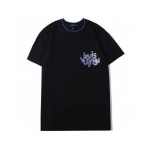 実用性は勿論 ヴィトン コピー 通販LOUIS VUITTON半袖tシャツ 今すぐ取り入れたい 大幅割引価格 すっきり着痩せ効果抜群-3