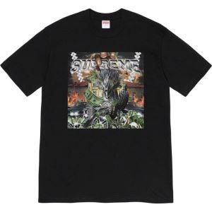 多色可選 2020話題の商品 半袖Tシャツ お値段もお求めやすい シュプリーム 安心の実績 SUPREME-3