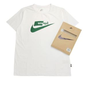 限定色がお目見え 2色可選 半袖Tシャツ 限定アイテムが登場 シュプリーム SUPREME  人気ランキング最高-3