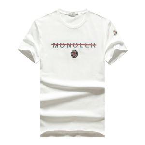 最先端デザイン モンクレールコピーメンズ 品薄状態になる新作 MONCLER半袖tシャツ 赤字超特価大人気-3