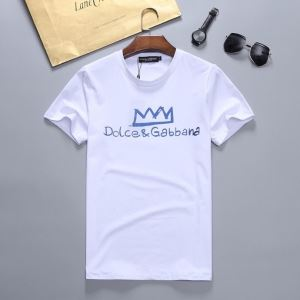 2020SS人気 半袖Tシャツ 2色可選 最先端のスタイル ドルチェ&ガッバーナ Dolce&Gabbana-3
