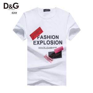 半袖Tシャツ 2色可選 オススメのアイテムを見逃すな ドルチェ&ガッバーナ Dolce&Gabbana-3