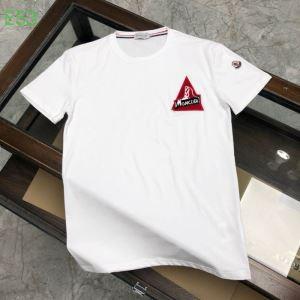 多色可選 半袖Tシャツ おしゃれ刷新に役立つ モンクレール MONCLER  オススメのアイテムを見逃すな-3