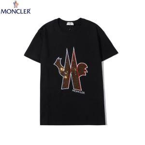 半袖Tシャツ 世界共通のアイテム 2色可選 モンクレール MONCLER 是非ともオススメしたい-3