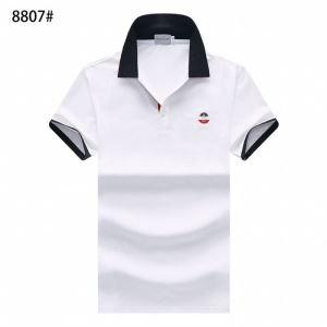幅広いアイテムを展開 半袖Tシャツ3色可選  非常にシンプルなデザインな モンクレール MONCLER-3