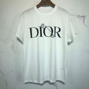 2020SS人気 ディオール 3色可選 DIOR 今回注目する 半袖Tシャツ 2年以上連続1位獲得-3