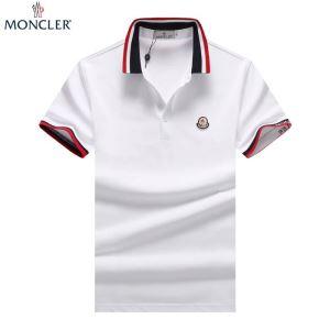 3色可選 モンクレール高級感のある素材  MONCLER 海外でも人気なブランド 半袖Tシャツ 2020年春限定-3