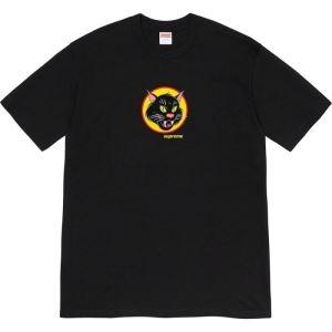 デイリースタイルを軽くなる シュプリーム2色可選  春夏の着こなし正解ポイント SUPREME 半袖Tシャツ-3