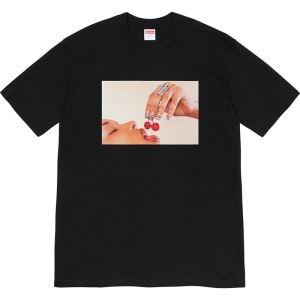 春夏のイメージをギュッと詰め込む 半袖Tシャツ ナチュラルコーデに季節感を取り入れる 多色可選 シュプリーム  SUPREME-3