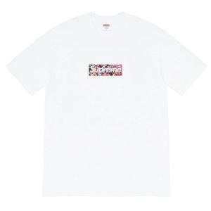 シュプリーム 2色可選 春夏に最も需要のある SUPREME 大人スタイリッシュ 半袖Tシャツ VIPセールで驚き-3
