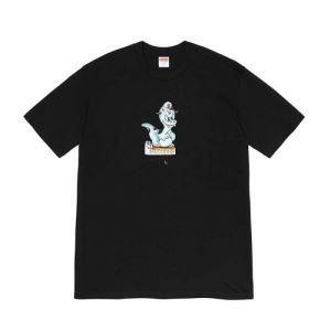 話題のブランドアイテム  半袖Tシャツ 3色可選 話題沸騰中のアイテム シュプリーム SUPREME 2020最新決定版-3