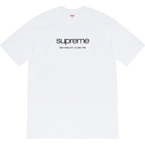 シュプリーム 多色可選 圧倒的な人気を集める SUPREME 毎シーズン争奪戦 半袖Tシャツ 気になる2020年新作-3