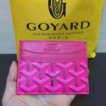 【GOYARD】ゴヤールミニポーチ/カードケース/コインケースABUSENATMINI14/SENAT MINI NOIR-1