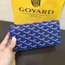 ゴヤール(GOYARD) メンズ二つ折長財布(ライトブルー)APM26004-FE-GM-CIEL-BLEUCIEL-1