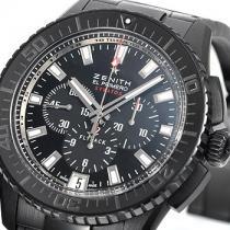 高品質時計ゼニススーパーコピーエルプリメロ ストラトス フライバック クロノグラフ24.2060.405/21.C71-1