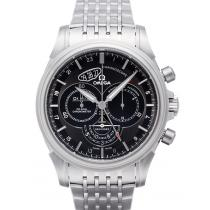 スーパーコピー 時計 オメガ デ・ヴィル クロノスコープ コーアクシャル GMT 422.10.44.52.13.001-1