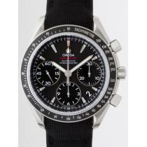 オメガスーパーコピー OMEGA スピードマスター ナイロンベルト 323.32.40.40.06.001 ブラック-1