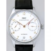 IWC インターナショナルウォッチカンパニー ポルトギーゼ IW500114 7DAYS ホワイト-1