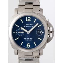 パネライスーパーコピー  ルミノールマリーナ チタン PAM00283 40mm ブルー-1