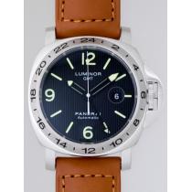 パネライスーパーコピー  ルミノール GMT PAM00029 44mm ブラック-1