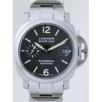 パネライスーパーコピー  ルミノールマリーナ PAM00050 40mm ブラック-1