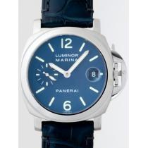 パネライスーパーコピー  ルミノールマリーナ PAM00119 40mm ブルー-1