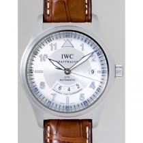IWC インターナショナルウォッチカンパニー スピットファイヤー IW325110 フリーガーUTC シルバー-1