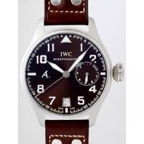 IWC インターナショナルウォッチカンパニー ビッグ・パイロットウォッチ zIW500422 アントワーヌ・ド・サンテグジュペリ 7DAYS 世界限定1149本 ブラウン-1