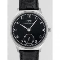 IWC インターナショナルウォッチカンパニー ポルトギーゼ IW545407 ハンドワインド ブラック-1