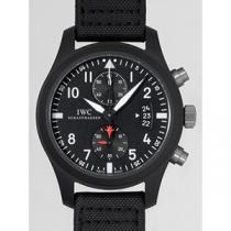 IWC インターナショナルウォッチカンパニー パイロットウォッチ IW388001 クロノ トップガン ブラック-1