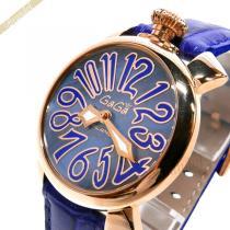 Gaga Milano コピー ガガミラノ コピー 腕時計 マヌアーレ MANUALE 40mm ブルー gaga E8Fxhux4-1