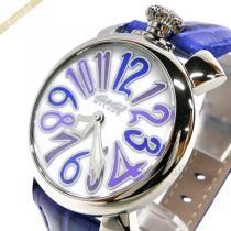 Gaga Milano スーパーコピー ガガミラノ スーパー コピー 腕時計 マヌアーレ MANUALE 40mm ホワイト gaga v67JpNpq-1