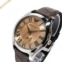 EMPORIO ARMANI スーパー コピー エンポリオアルマーニ スーパー コピー 腕時計 ペアウォッチ 2本セット ブラウン ARMANI JoQpIufq-1