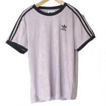 新品L★アディダス スーパーコピーオリジナルスソフトバイオレット3stTシャツ-1