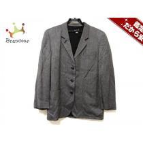 スーパー コピー agnes b(アニエスベー) ジャケット1 メンズ 黒×ライトグレー-1