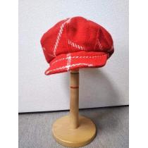 ◆スーパー コピー agnes b.アニエスベー◆ウールキャスケットフランス製帽子-1