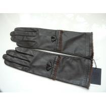 スーパーコピー ANNASUIアナスイ スーパー コピーセミロング丈羊皮革手袋20(S~M)-1