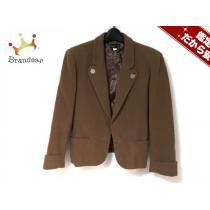 スーパー コピー agnes b(アニエスベー) ジャケット3 レディース美品  ブラウン 冬物-1