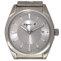 コピーアニエスベー時計メンズ腕時計ウォッチクォーツシルバ-1