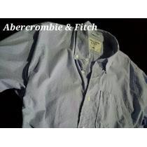 【Abercrombie & Fitch スーパーコピー】アバクロ Vintage カジュアルシャツ XXL/ドット柄-1