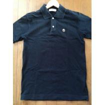 BAPE APE ポロシャツ ワンポイント 黒 M Stuusy-1