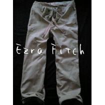 【Ezra Fitch スーパー コピー】最高峰 Vintage Destroyed チノパンツ 32/Khaki アバクロ-1
