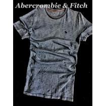 【Abercrombie&Fitch コピー】Vintage インディゴ染め Tシャツ XL/Denim-1