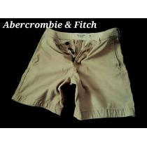 【Abercrombie & Fitch スーパー コピー】Vintage プレッピーフィット ショートパンツ 31/Khaki-1