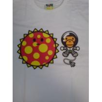 エイプCOSMOS BABY MILO限定TシャツLサイズ-1