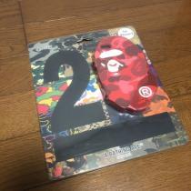 即決 20周年 スーパーコピー A BATHING  APE エイプ iPhone5 ケース-1