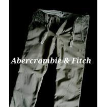 【Abercrombie&Fitch スーパー コピー】アバクロ 最高峰 Vintage Destroy チノパンツ 32-1
