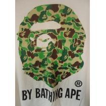 コピー A BATHING  APE 大猿迷彩柄 長袖Tシャツ-1